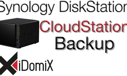 Synology DiskStation DSM 6 Cloud Station Backup einrichten