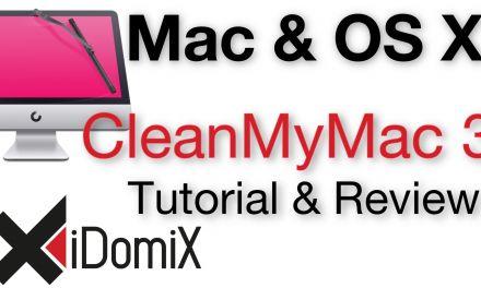 Mac El Capitan CleanMyMac 3 Tutorial & Review