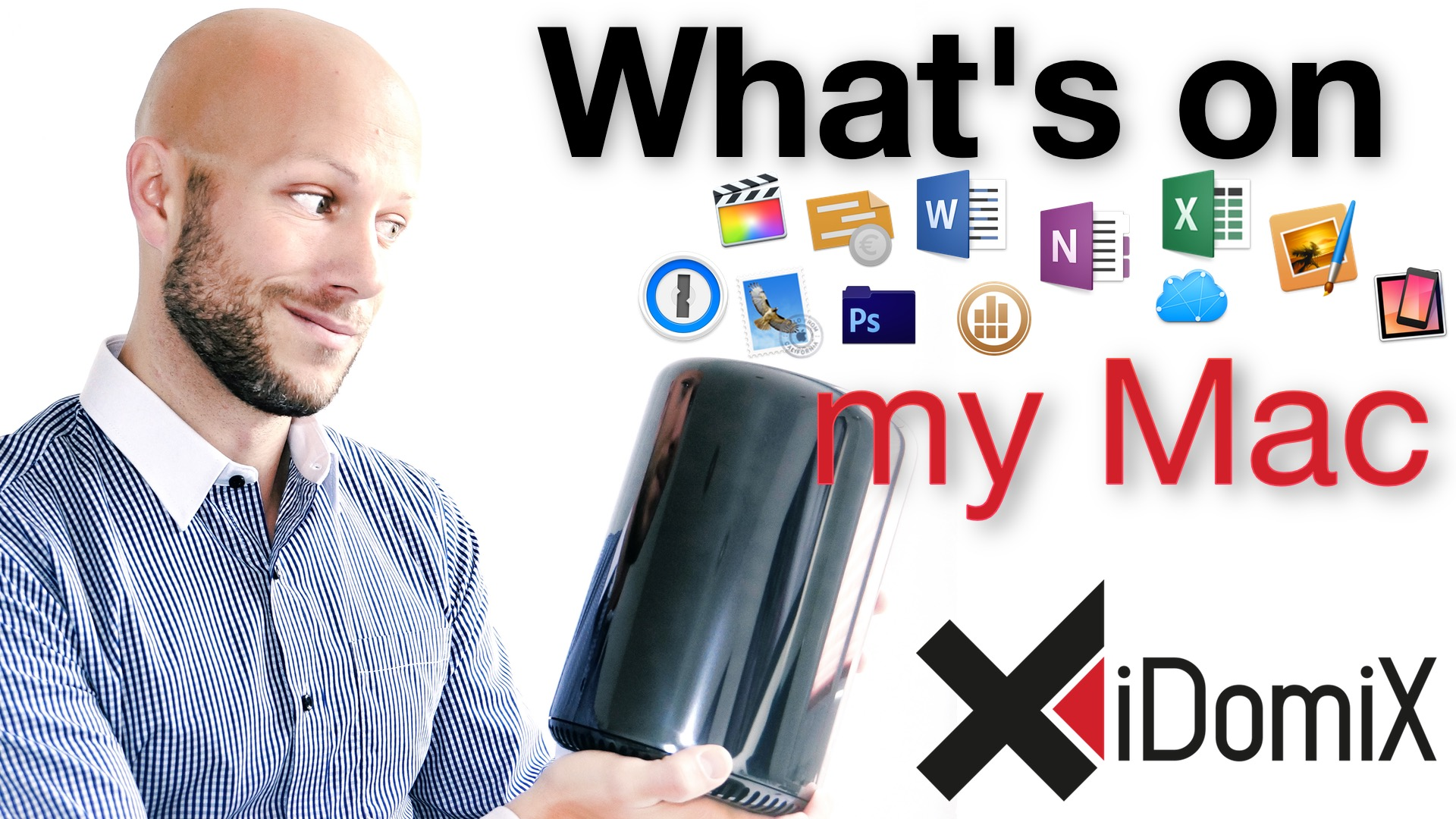 What's on my Mac 2016