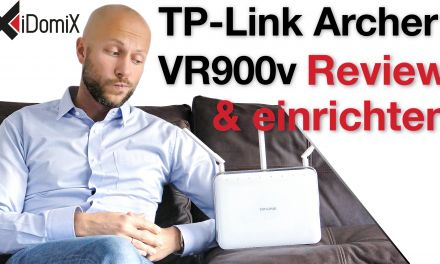 TP-LINK Archer VR900v Review