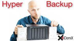 #379 Synology DiskStation Hyper Backup einrichten | iDomiX
