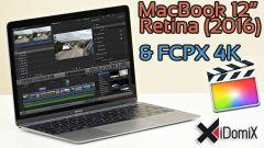 #386 MacBook 12″ Retina (2016) & FCPX 4K Videobearbeitung