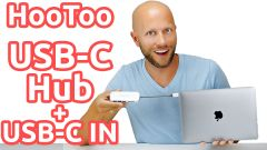 #390 HooToo Shuttle USB-C Hub Review