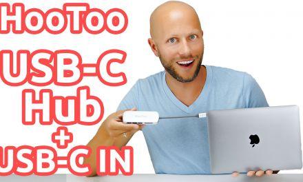 HooToo Shuttle USB-C Hub Review