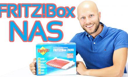 FRITZ!Box NAS einrichten