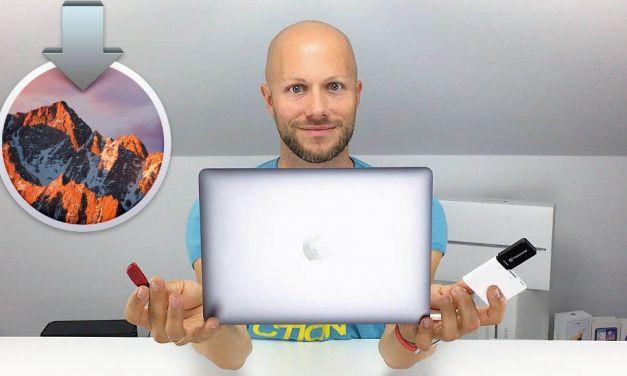 macOS Sierra USB-Stick für Installation erstellen