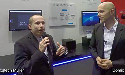 Synology CeBIT 2017: Virtualisierung von Windows, DSM und Linux mit Virtual DSM