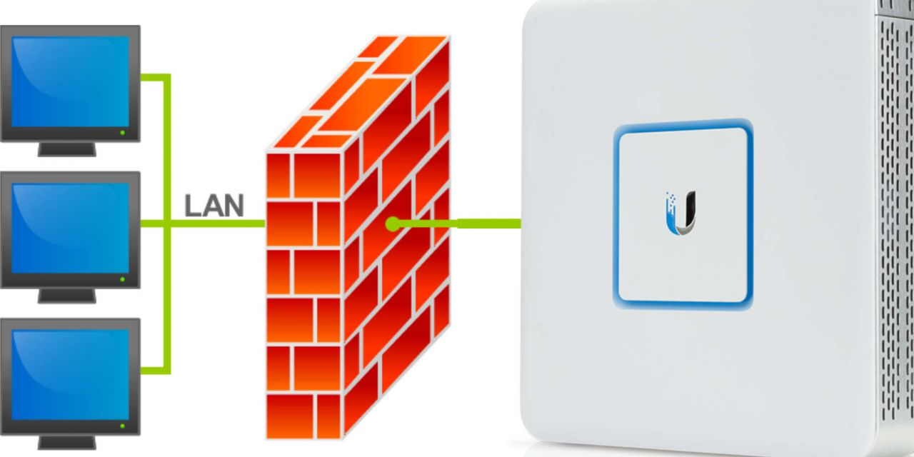 UniFi Firewall einstellen (VLAN Isolation, Security Gateway)