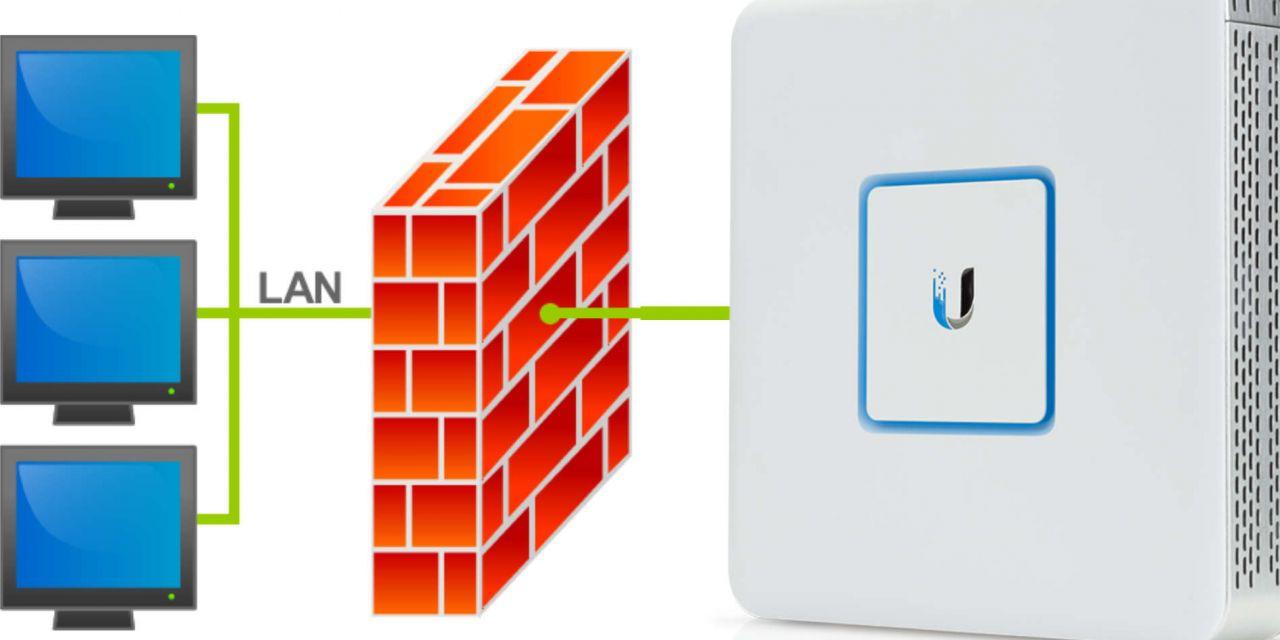 UniFi Firewall einstellen (VLAN Isolation, Security Gateway)