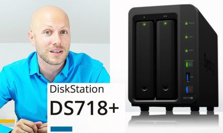 Synology DS718+ LEAKED inoffiziell