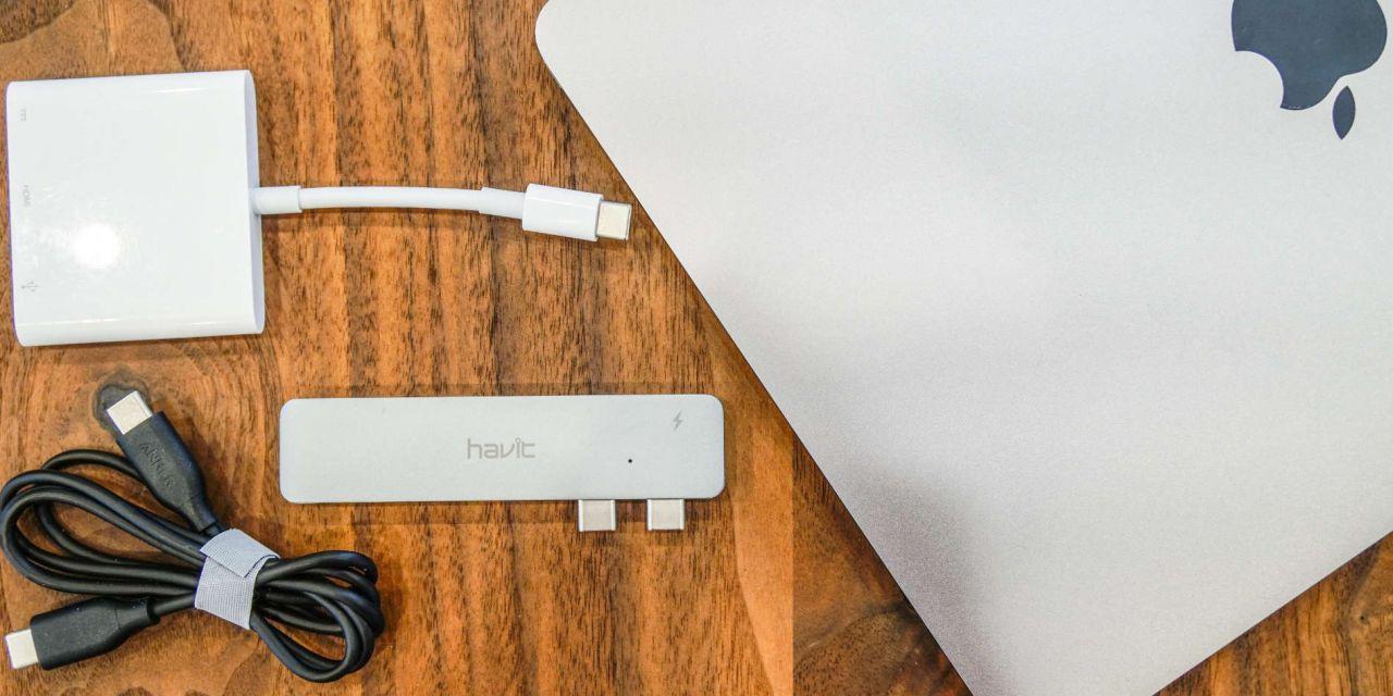 MacBook Pro USB-C only, unsere Erfahrung nach über einem Jahr