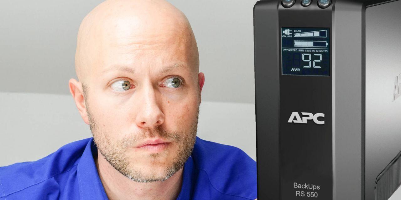 Eine USV an der DiskStation einrichten, zuverlässiger Datenschutz bei Stromausfall