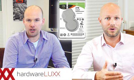 Lohnen sich SSHDs im Jahr 2018 noch? HardwareLUXX über FireCuda