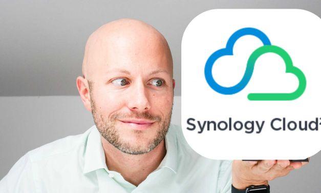 Was kann das Synology C2 Cloud Backup?