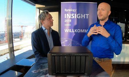 Interview mit Synology, was kommt 2018 & Euere Fragen