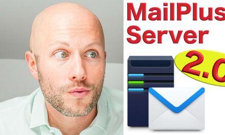Der neue MailPlus Server 2.0 für die Synology DiskStation