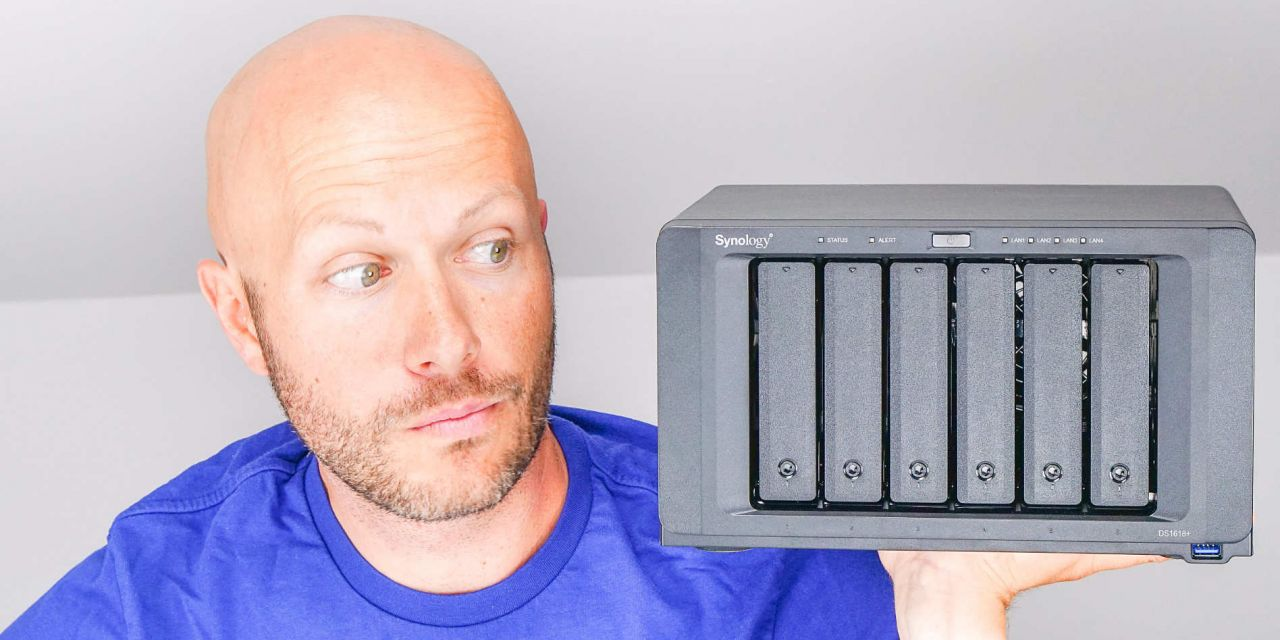 Synology DiskStation DS1618+ Review