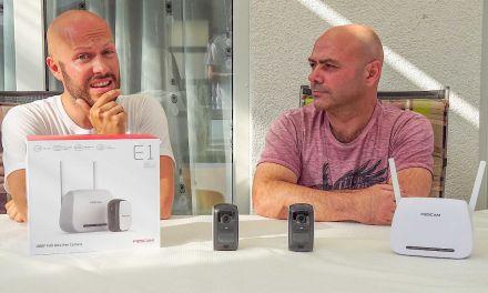 Kabelloses NVR Überwachungssystem: Foscam E1 für meinen Nachbarn