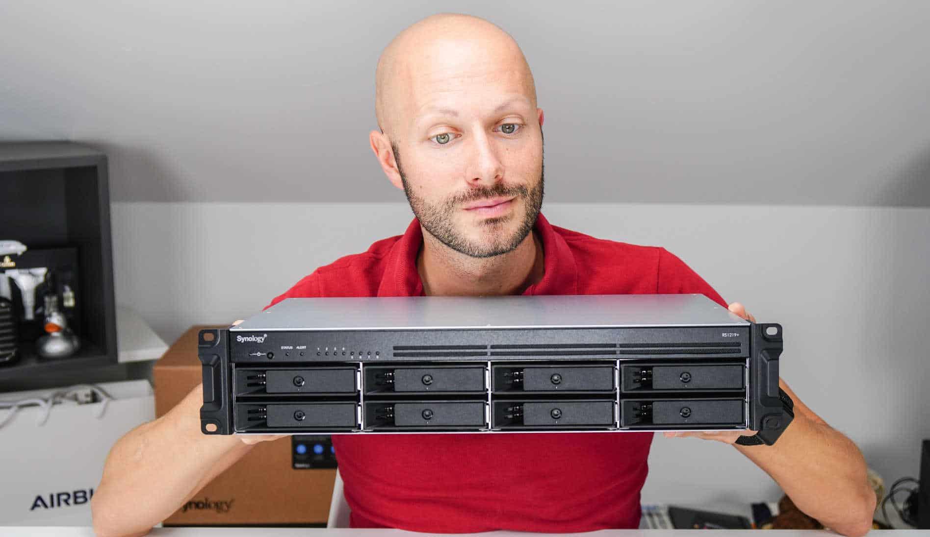 Synology Active Backup for Server für Windows Backup ohne