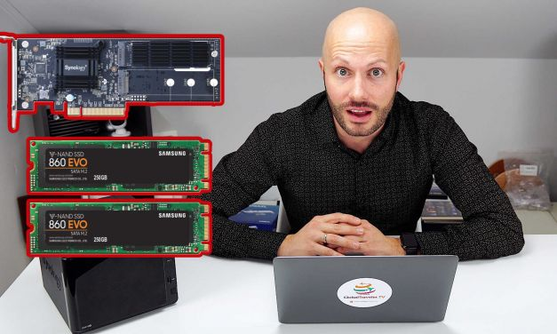 Das Problem mit dem Synology SSD Cache und Samsung m.2 SATA SSDs