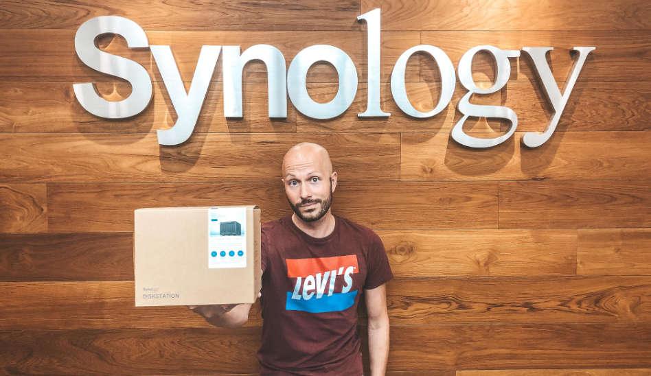Das Synology HQ, mein Interview und was bald kommen wird