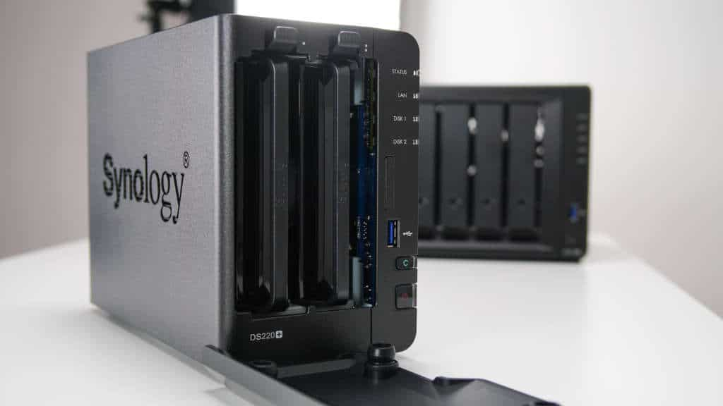 Die neuen Synology DiskStation DS220+, DS720+, DS420+ und DS920+