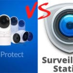 UniFi Protect oder Surveillance Station? Mein Fazit!