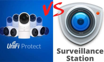 UniFi Protect oder Surveillance Station? Mein Fazit!