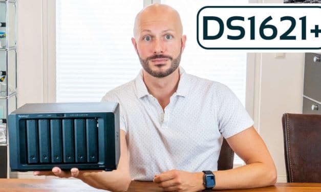 Die neue Synology DiskStation DS1621+ mit AMD Ryzen CPU