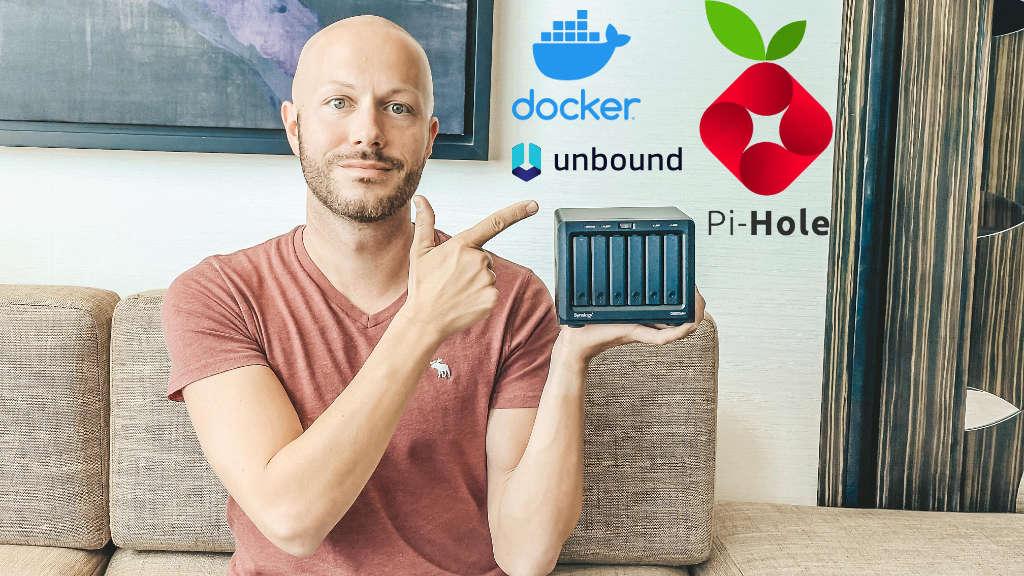 Pi-hole + Unbound auf Synology DiskStation – Werbeblocker für alle Geräte im Netzwerk