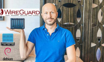 WireGuard VPN Server auf Synology DiskStation